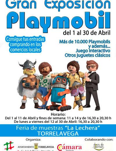 Gran Exposición Playmobil