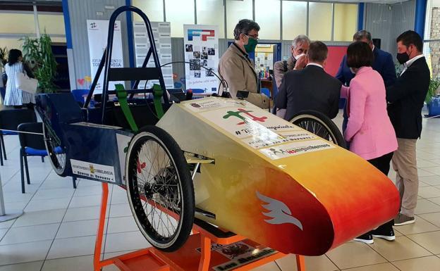 Torrelavega acoge el domingo una carrera internacional de coches eléctricos